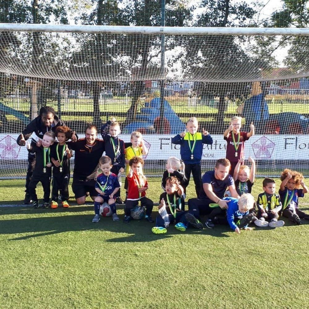 voetbaltraining tc-sports
