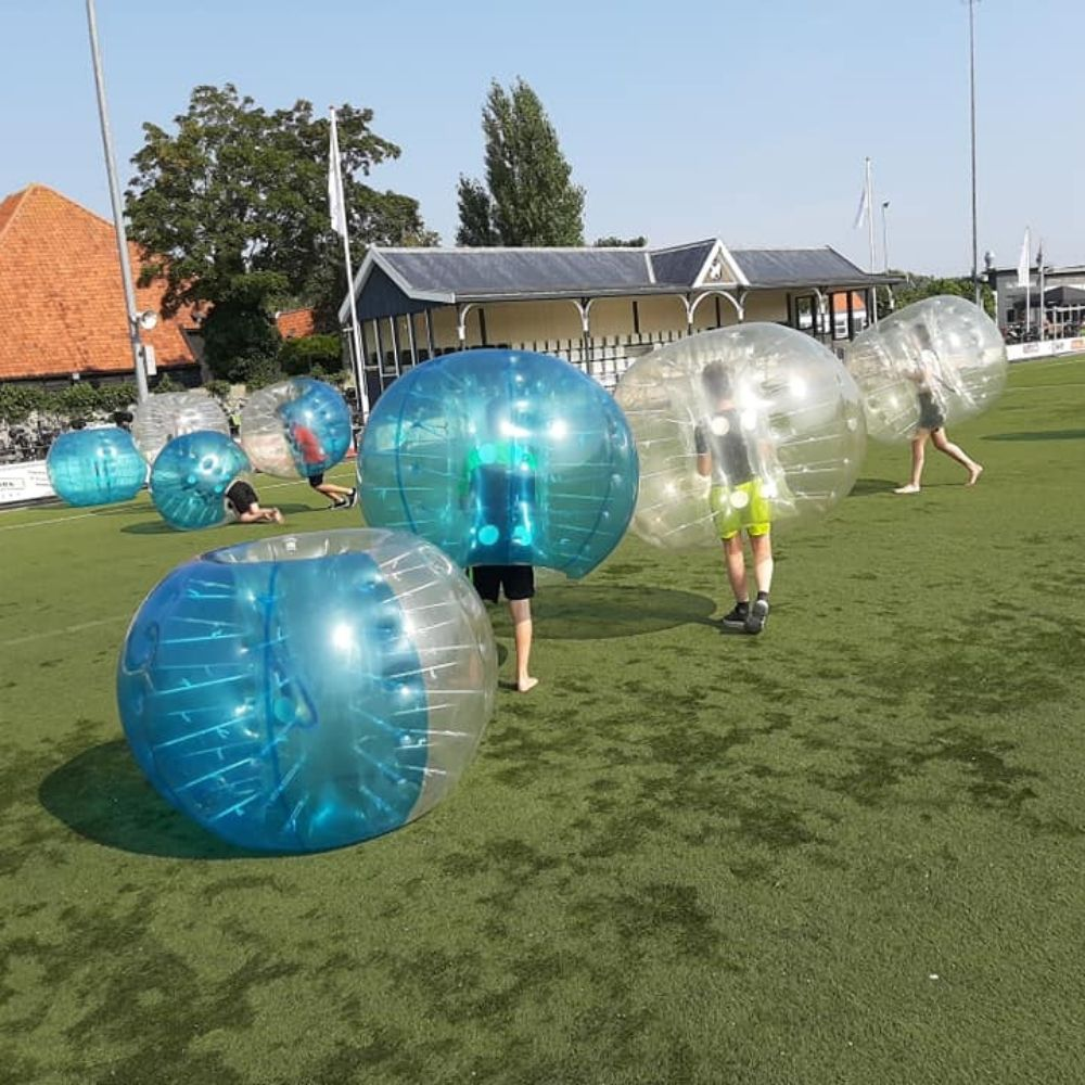 bubble voetbal assendelft